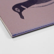 Rossi Penguin - softcover notebook