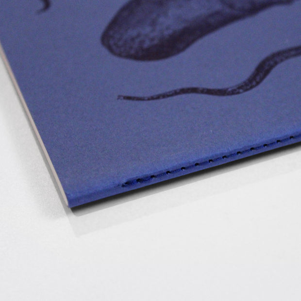 Rossi Octopus - softcover notebook