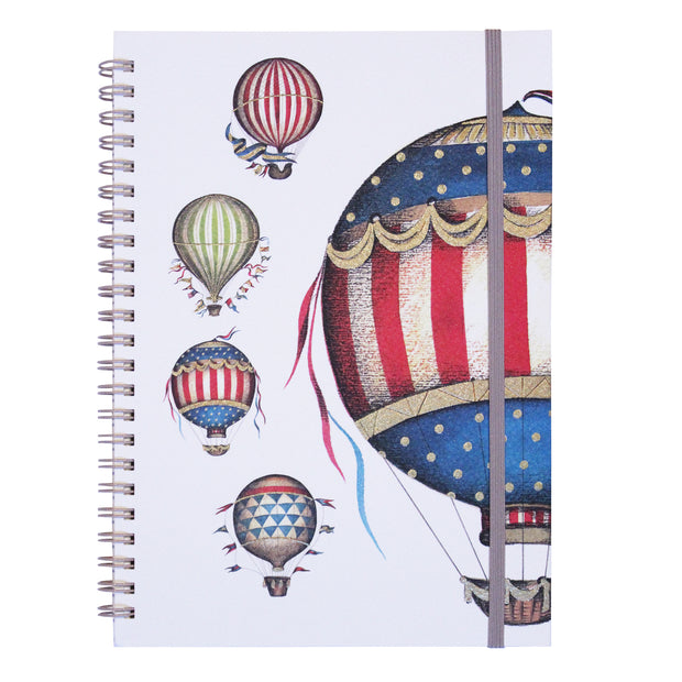 Rossi Air Balloons - notebook