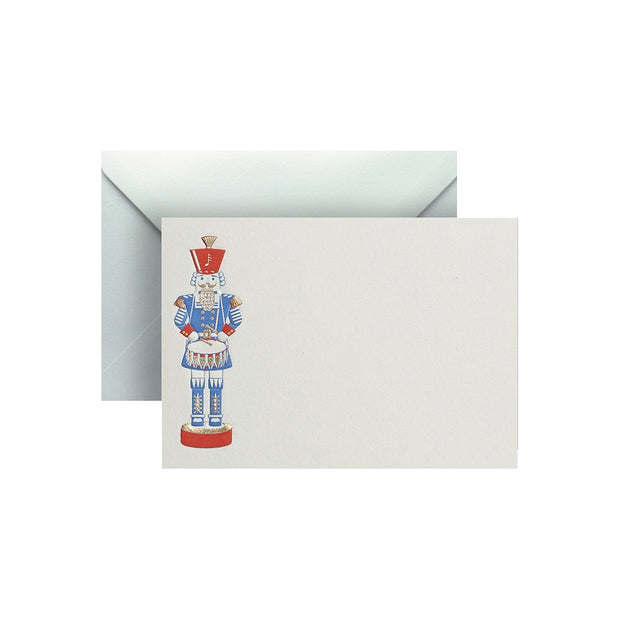 Tin Soldier, enclosure card & envelope