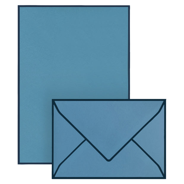 Correspondence Set New Blue (10 pcs)