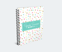 Spark Success 90 Day Goal Planner Deluxe Edition by Marva Smith