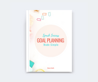 Spark Success Goal PLANNING Made Simple by Marva Smith