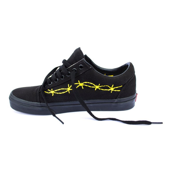 BARBED VANS (LIMITED TO 10 PAIRS)