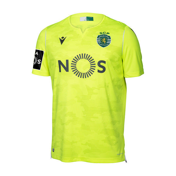 CAMISOLA GUARDA-REDES ALTERNATIVA SPORTING 2019 2020
