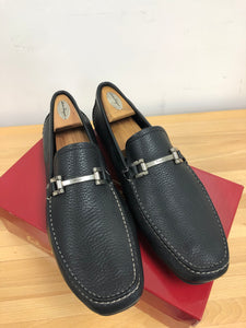 Salvatore Ferragamo Hickory Calf Shoes