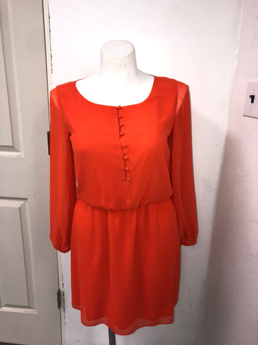 Gianni Bini Orange Dress