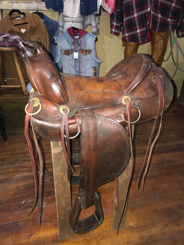 Smith Worthington Saddle