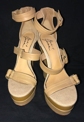 Badgley Mischka Wedges