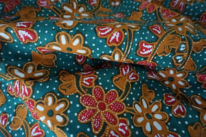 Cotton fabric AW3-0033 (Couple / Sarimbit)