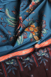 Scarf - Cotton Fabric  LR1-0004