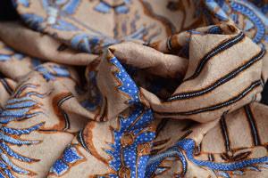 [SOLD] Silk Fabric AF2-0002