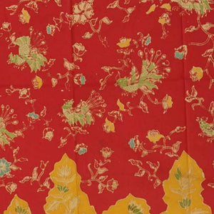 Cotton fabric Non Pattern AW4-0020