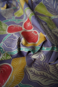 Cotton fabric Non Pattern AW4-0015