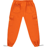 Orange Soda Jogging Bottoms