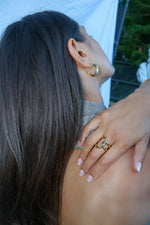 Madeleine Gold Ring