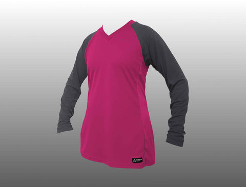 ORIGINmtb Full Sleeve (Fuchsia Body)