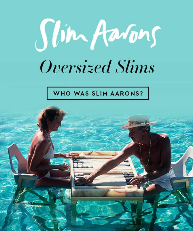Slim Aarons - Oversize Collection