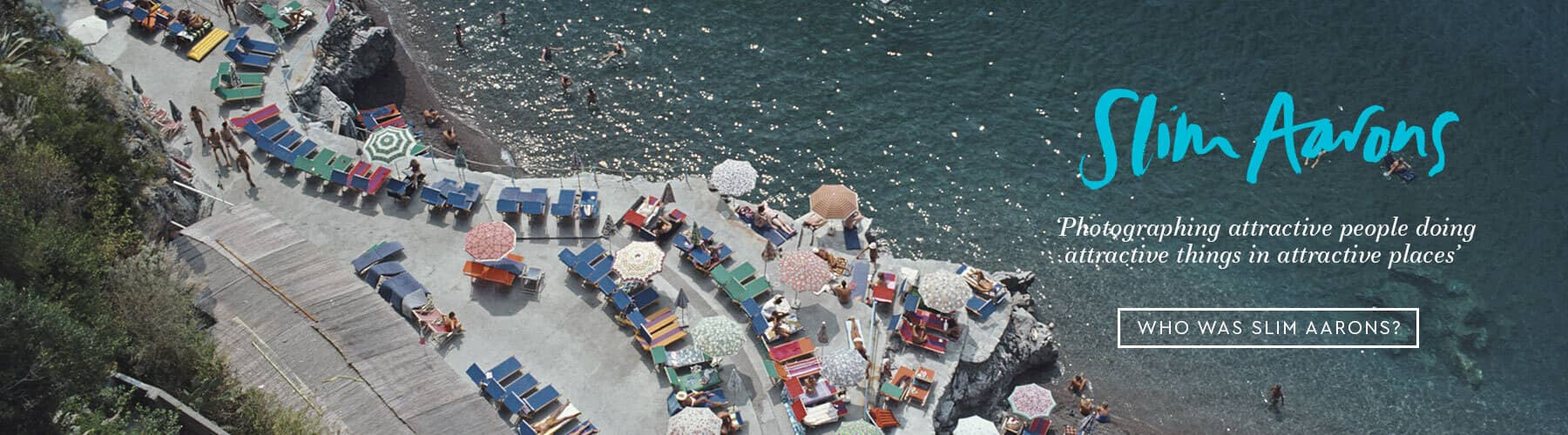 Slim Aarons Collection