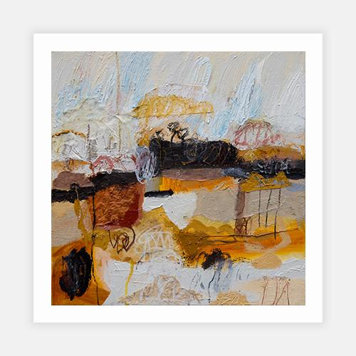 Ravine II by Pamela Honeyfield - FINEPRINT co