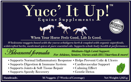 Yucc' It Up!™ Advanced formula