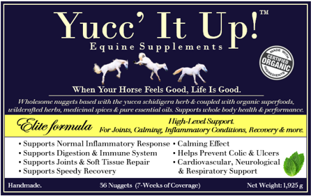 Yucc' It Up!™ Elite formula