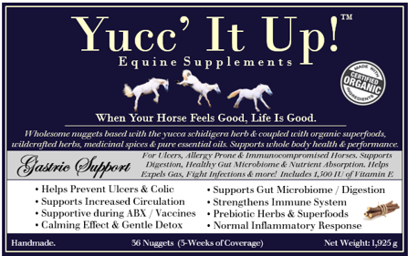 Yucc' It Up!™ Gastric Support