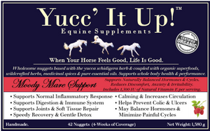 Yucc' It Up!™ Moody Mare Support formula