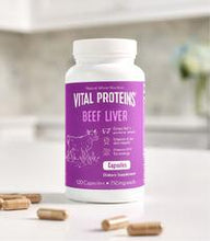 Load image into Gallery viewer, Beef Liver, 120 capsules