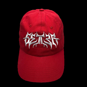 Getter Hat - Red