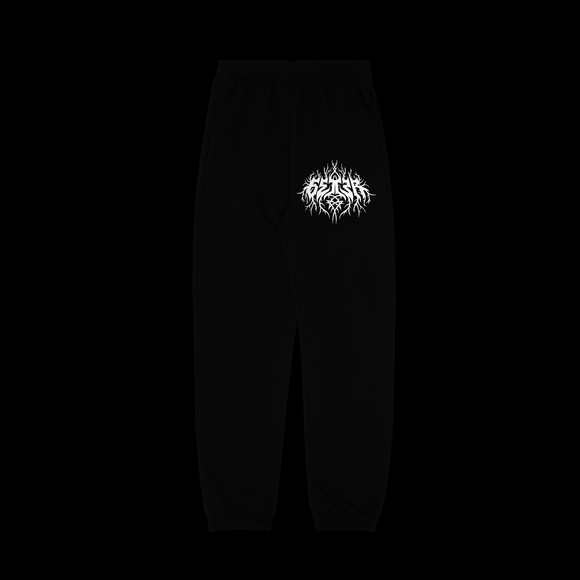 Getter Logo Sweatpants - Black