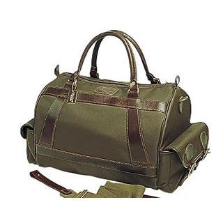Deluxe Holdall Forest Green