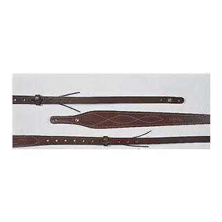 Deluxe Leather Rifle Sling