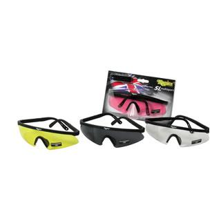 Single Lens High Impact Polycarbonate Shooting Glasses