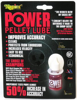 Power Pellet Lube 10ml