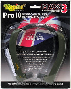 Pro 10 Hearing Protection