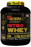 ESN Black Series Nitro Whey Health Supplement - 2 kg (Cookies and Cream)
