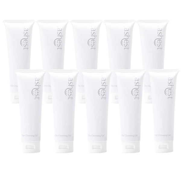 Lashest Clay Cleansing Gel - 10 Tubes - MORE LASH