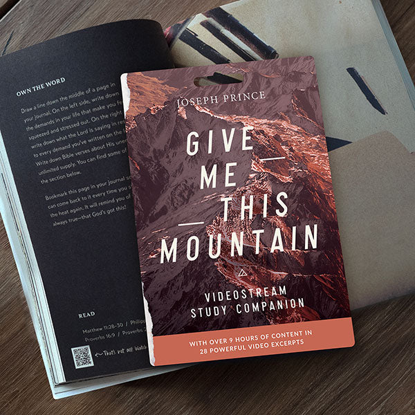 Give Me This Mountain—Videostream Study Companion (Videostream Card)