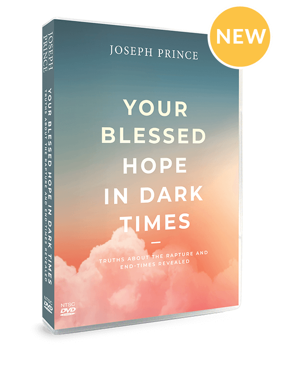 Your Blessed Hope In Dark Times—Truths About The Rapture And End-Times Revealed