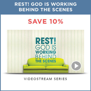 Learn how you can rest in Christ despite negative circumstances in this 2-sermon video series