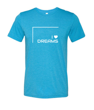 I Heart Dreams Version 3 Tee