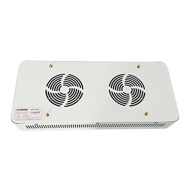 DUAL 500W RED LIGHT PANEL