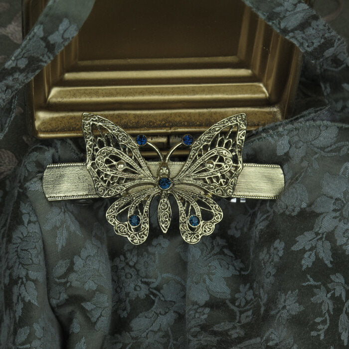 Butterfly Barrette