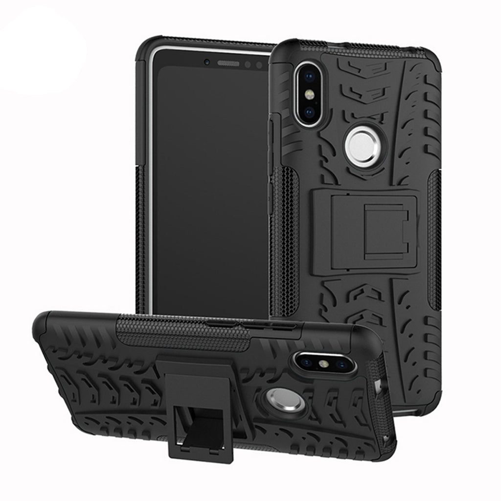 14359ab2f1 DMG Shockproof Armor Kickstand Case Cover for Xiaomi Redmi Y2 – DMG ...