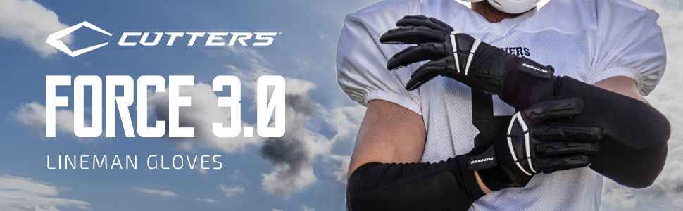 Force 3.0 Lineman Gloves Product Image Header