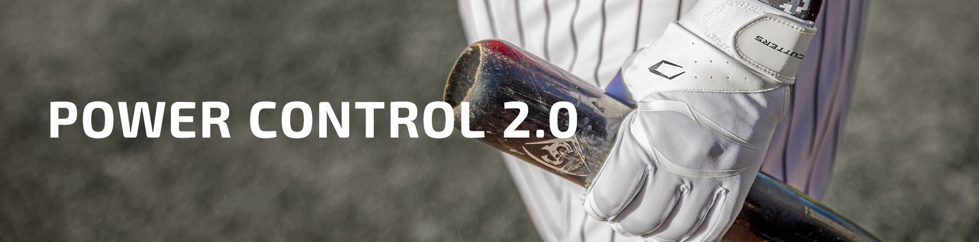 Baseball-Softball Power Control 2.0 Gloves Collection Header Image