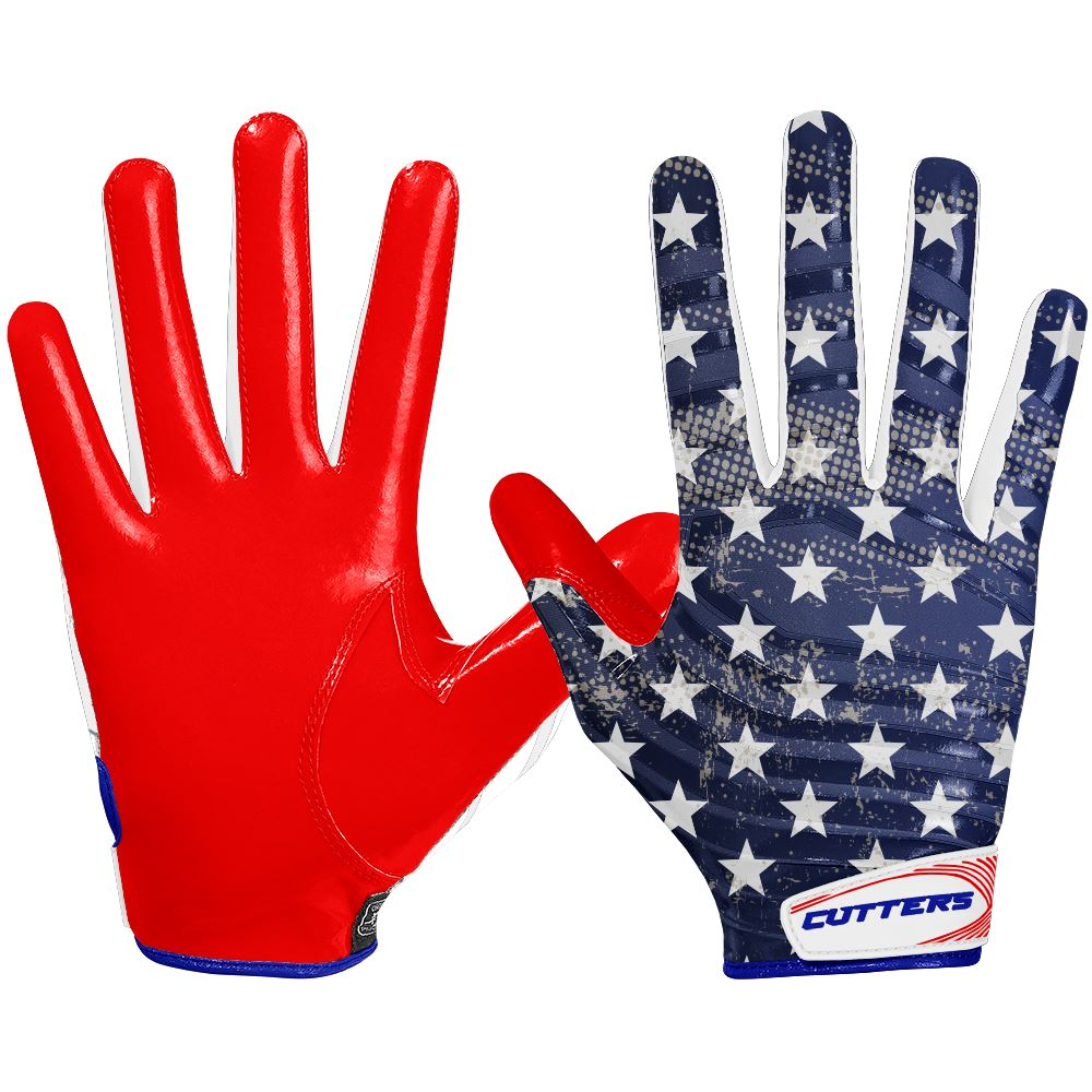 Stars & Stripes Limited-Edition Rev 3.0 Design Gloves