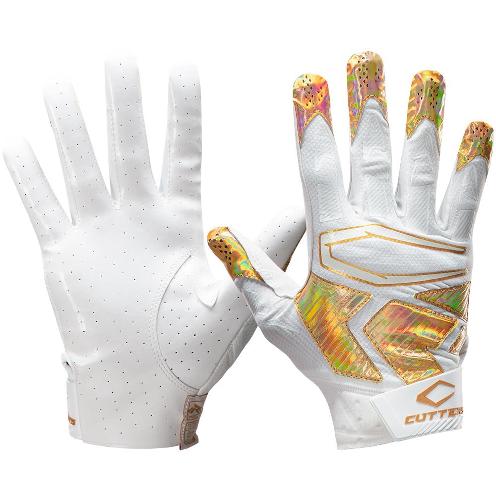 Rev Pro 4.0 Iridescent Receiver Gloves