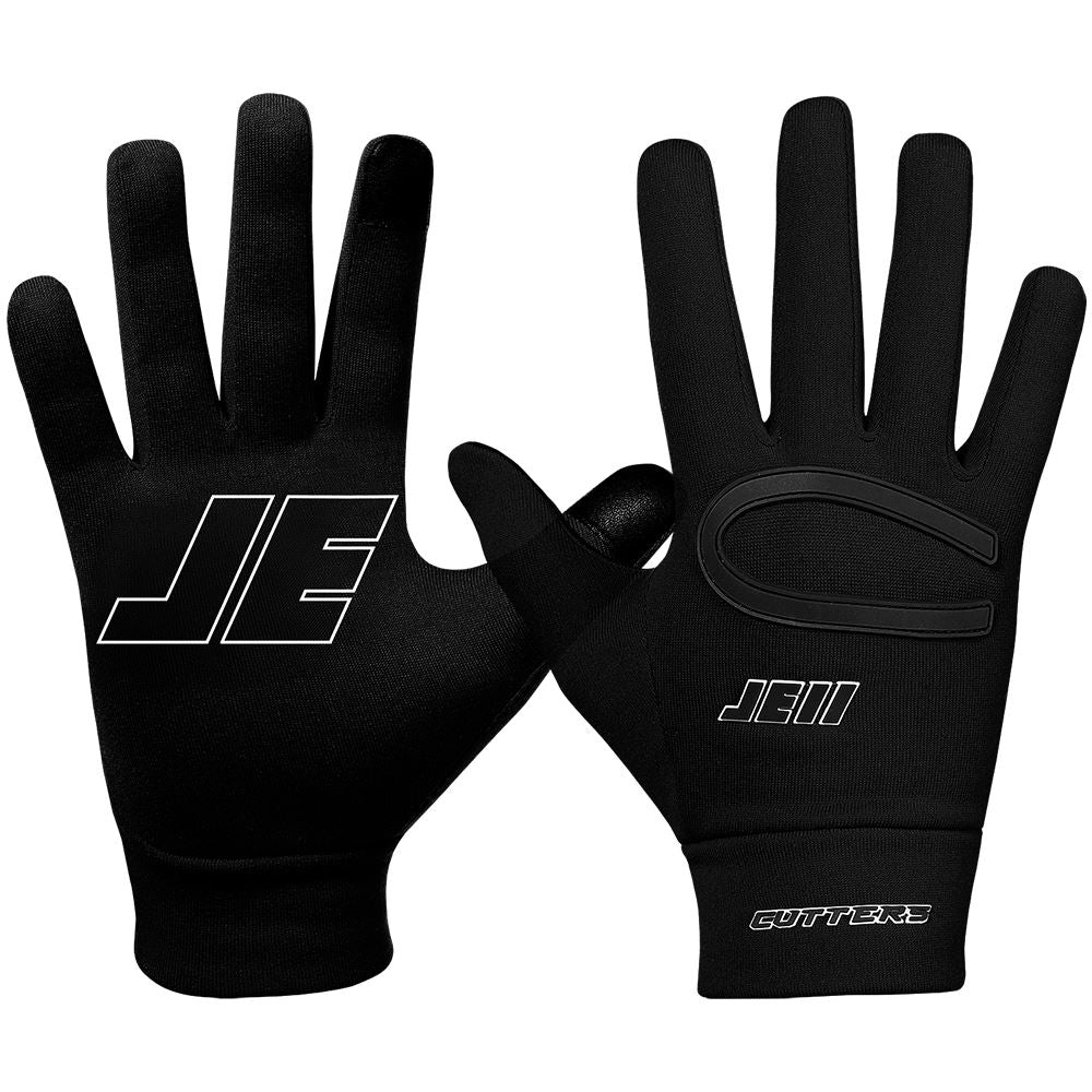 JE11 by Cutters Fan Series Fleece Gloves